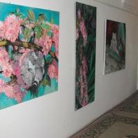 Ausstellung Karola Cermak auf Schloss Kittsee