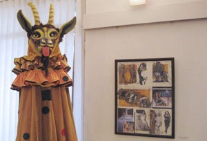 Ausstellung Slowakisches Institut Wien