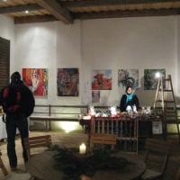 Karola Cermak Ausstellung Weinviertel